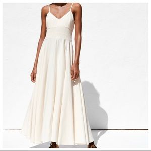 🆕 NWT Long Zara Rustic Dress